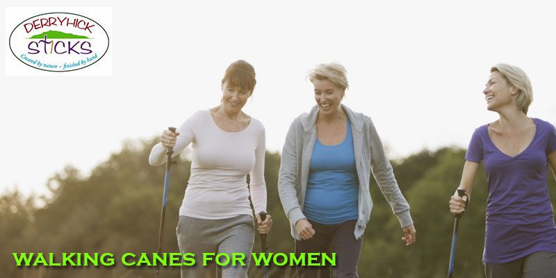 walking canes for women